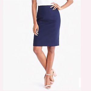 NWT J.Crew Skirt Pencil Straight Office size 6p